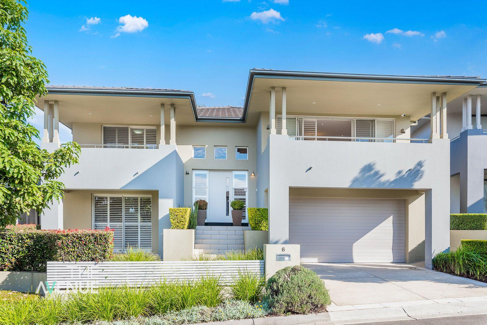 6 Macarthur Ridge Way, Bella Vista NSW 2153