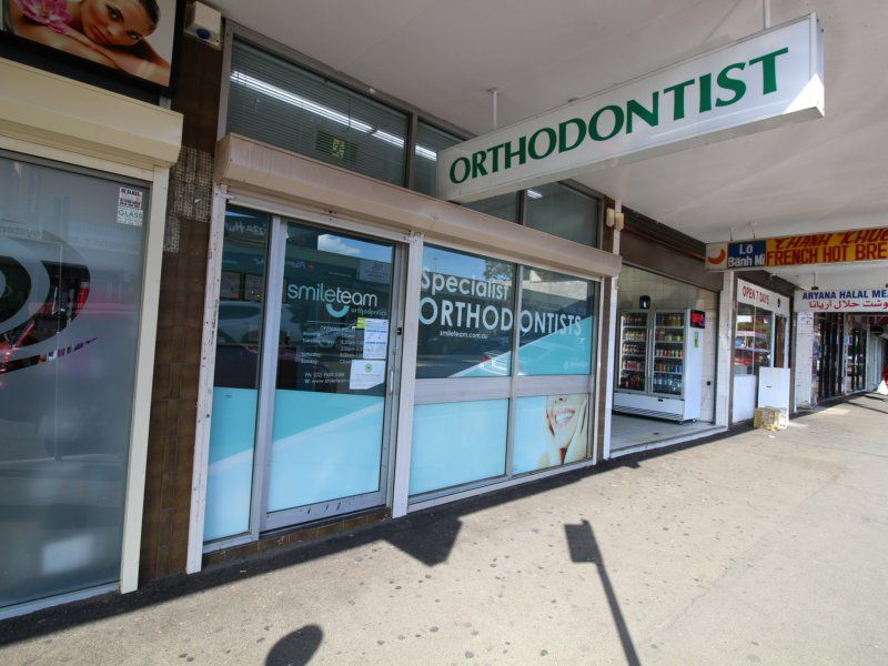 84 Sqm, Ground Floor Commercial Space, WENTWORTHVILLE