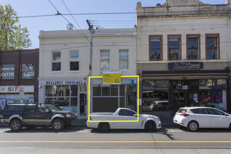 PRICED TO GO RETAIL/OFFICE SPACE IN FITZROY!