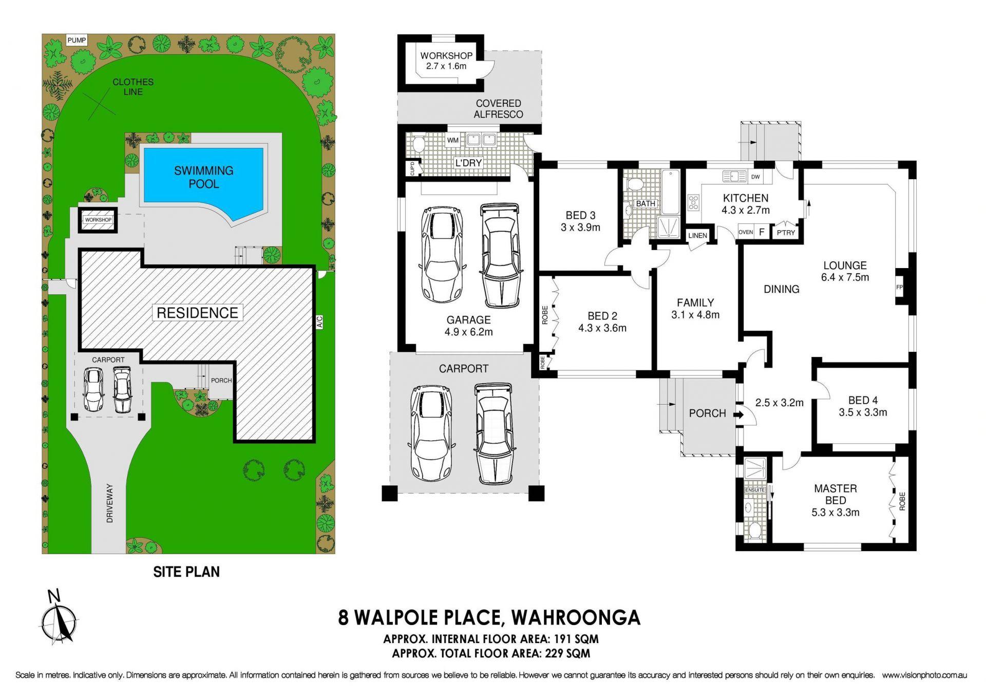 8 Walpole Place Wahroonga 2076