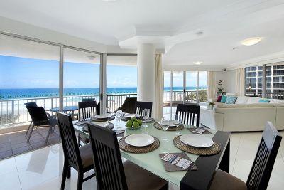 Big, Bold & Breathtaking Beachfront Home