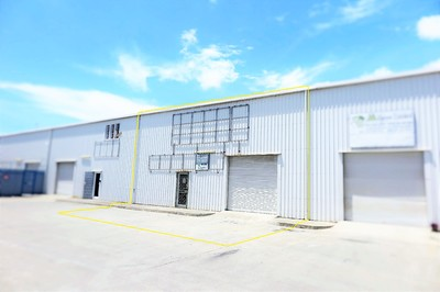 """EXCITING INDUSTRIAL PRE-LEASE OPPORTUNITY"""
