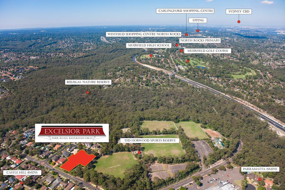 Land Auction - 7 Lots - Build Your Dream Home in Baulkham Hills