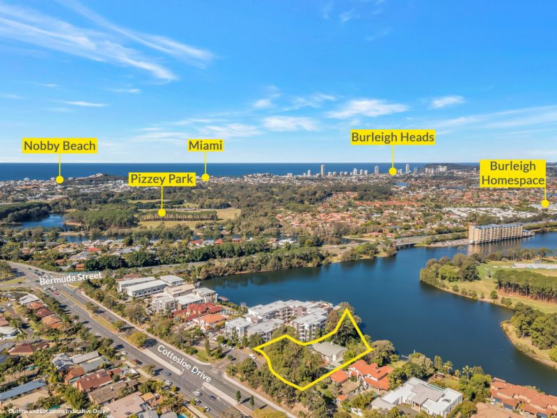 Approved Waterfront Development Site – Robina, Gold Coast