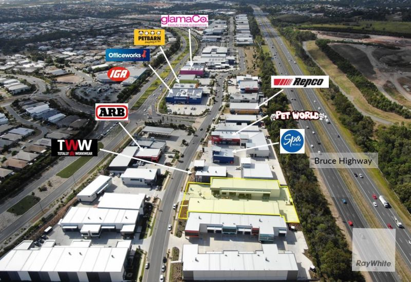 Brand New Showroom/Warehouses - Competitive Vendor Finance Available