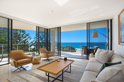 SUPERIOR BEACHFRONT LIFESTYLE BECKONS FROM ECLIPSE