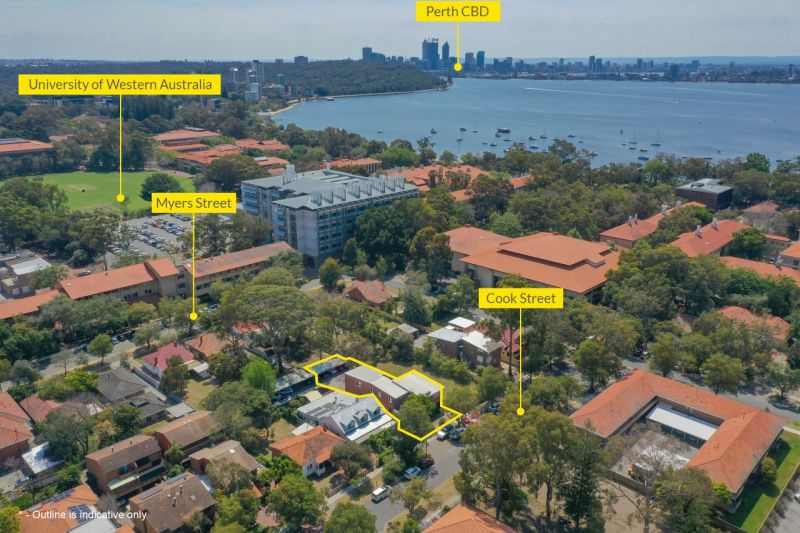 Immediate investment returns combined with exciting development potential