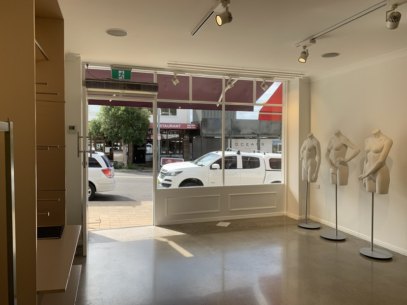 Prime Retail Shop on Lawrence Street Freshwater for Lease.