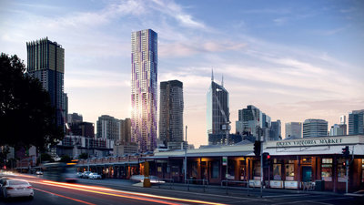 4307/450 Elizabeth Street, Melbourne