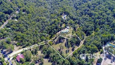 Rare Vacant Acreage Land with Large Building Envelopes