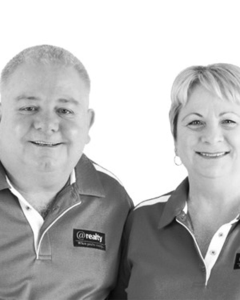 Geoff & Rose Tutt Real Estate Agent
