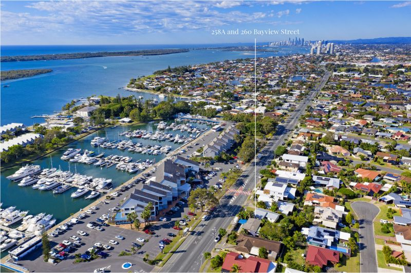 Enticing Investment or Development Opportunity Opposite Runaway Bay Marina