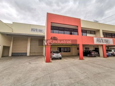 420sqm - High Clearance Warehouse