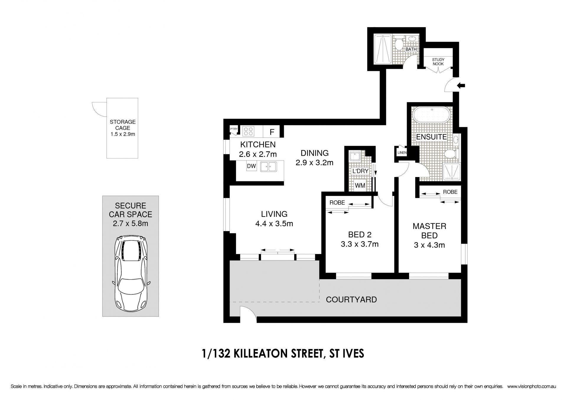 1/132-138 Killeaton Street St Ives 2075