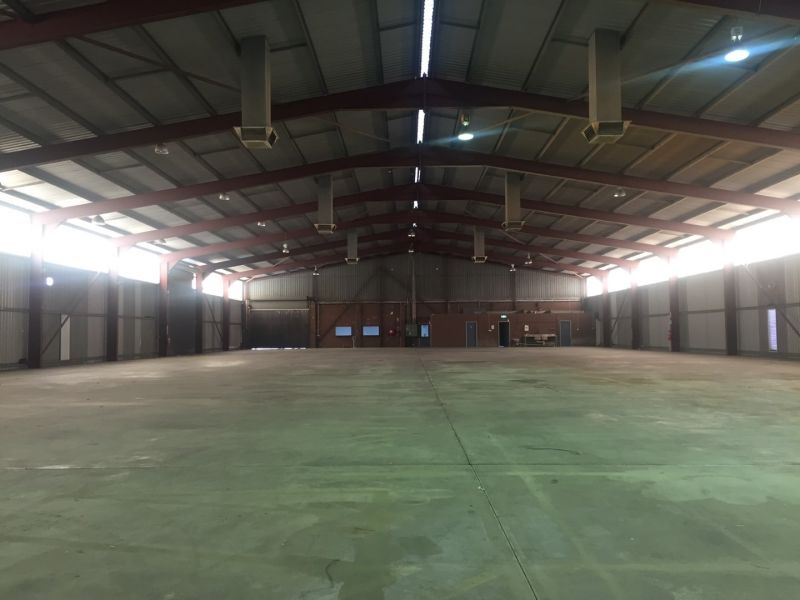 CLEAR SPAN OFFICE AND WAREHOUSE