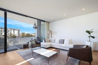Luxury Parkside 3 Bedroom