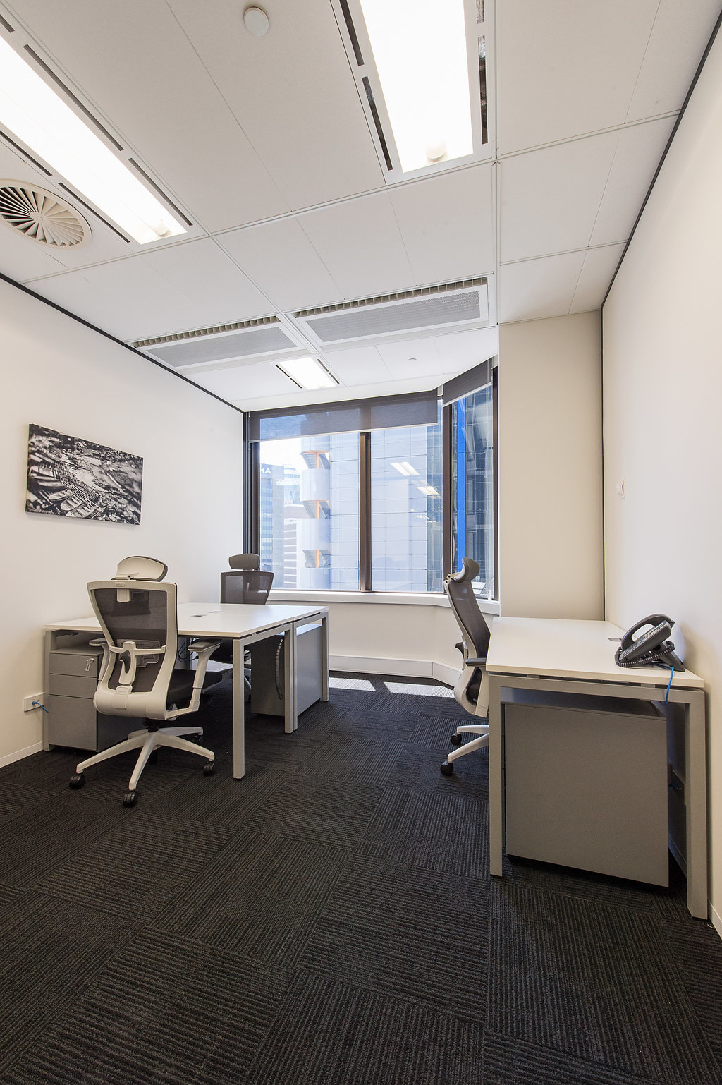 Beautiful Private Office Space 2WS Martin Place Location!