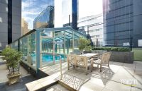 Princeton 18th floor, 418 St Kilda Rd: Award Winning Complex! L/B