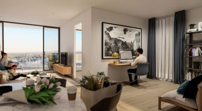 Level 28/500 Pacific Highway, St Leonards