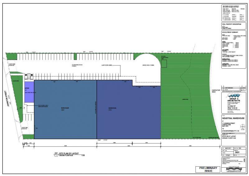 Purpose Build Lease - 3,000m2 Under Roof