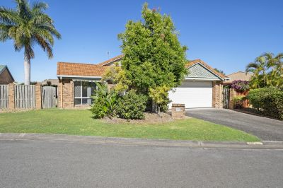 Family home in central Robina