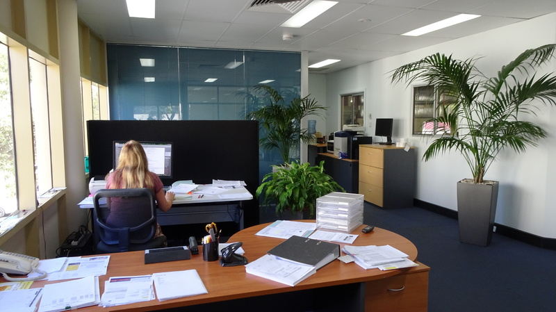 Multifaceted Commercial Facility for lease in Old Pittwater Road.