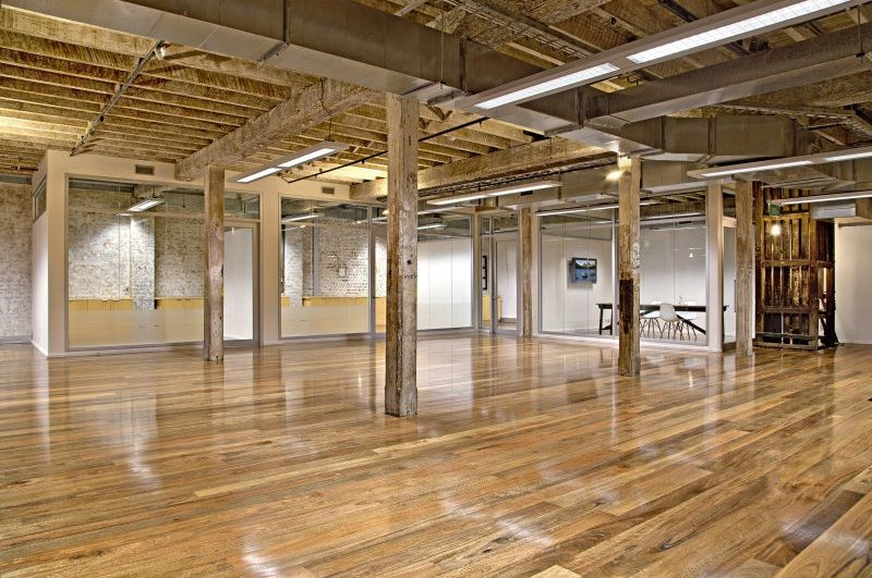 Unique heritage warehouse style space