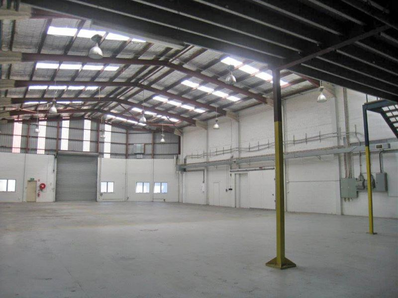 LARGE WAREHOUSE SPACE IN WELL KNOWN INDUSTRIAL ESTATE