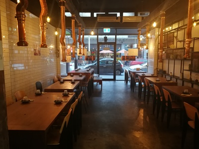 BBQ Restaurant in Melbourne South East – Ref: 13337