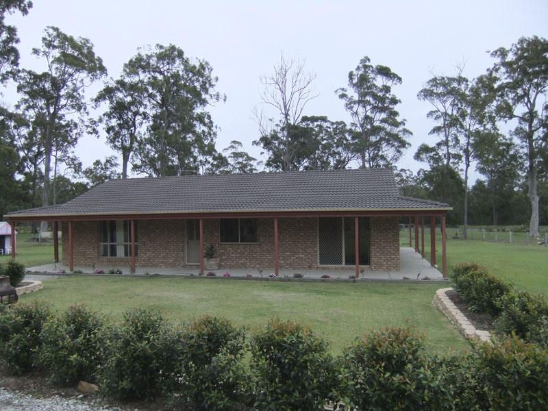 HOME ON ONE ACRE BLOCK