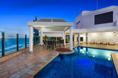 OCEANA PENTHOUSE - PRICE REDUCTION!  RARE AND EXCLUSIVE!