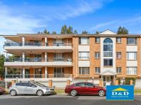 Massive Renovated 3 bedroom unit. Oversized Balcony. Lock up garage. Brand New Paint, Carpet, Blinds, Light fittings and Appliances.