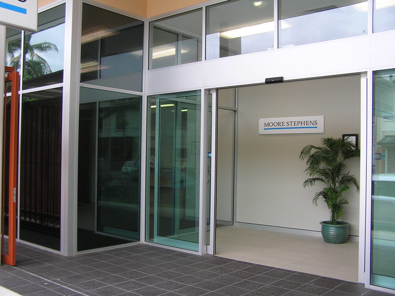 HIGH PROFILE LOCATION - CORPORATE CONTEMPORARY OFFICE SPACE
