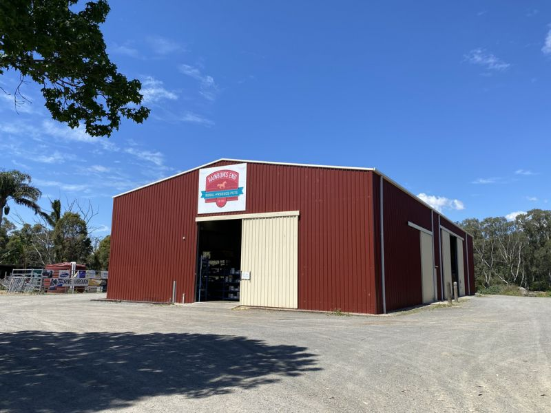 Industrial Shed For Lease - Prime Location!