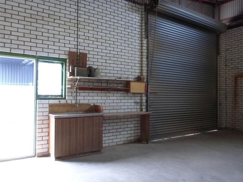 AFFORDABLE FACTORY/STORAGE
