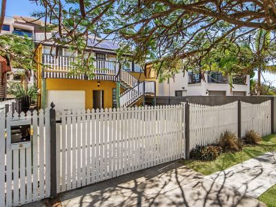 Complete Dual Living Property Bursting with Character One Block Back from Broadwater