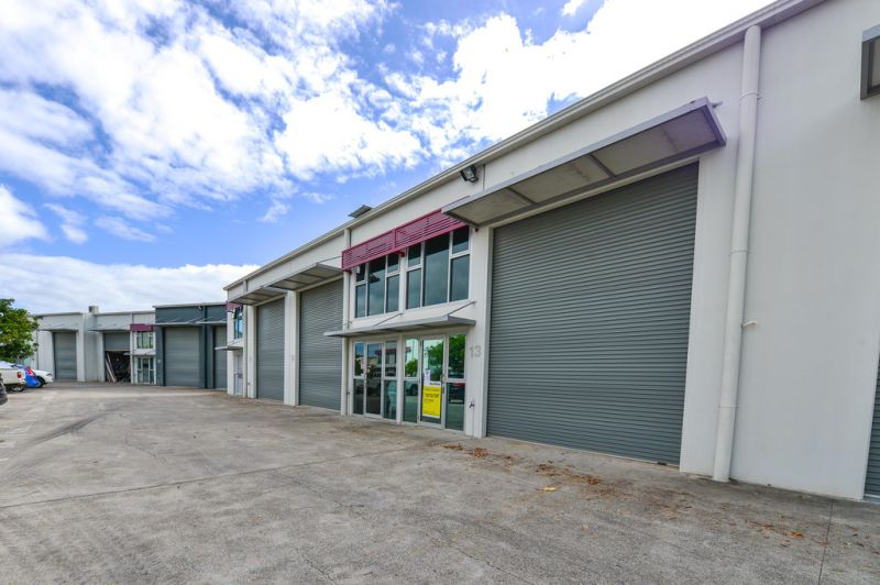 Industrial Unit In Prominent Location