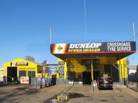 Successful, profitable tyre business
