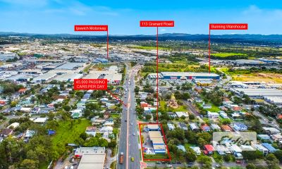 METRO BRISBANE ASSET ANCHORED BY MULTINATIONAL TENANT!