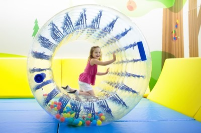 Franchise Kids' Playland Party Centre – Ref: 11931