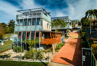 Coffs Harbour's most sustainable home