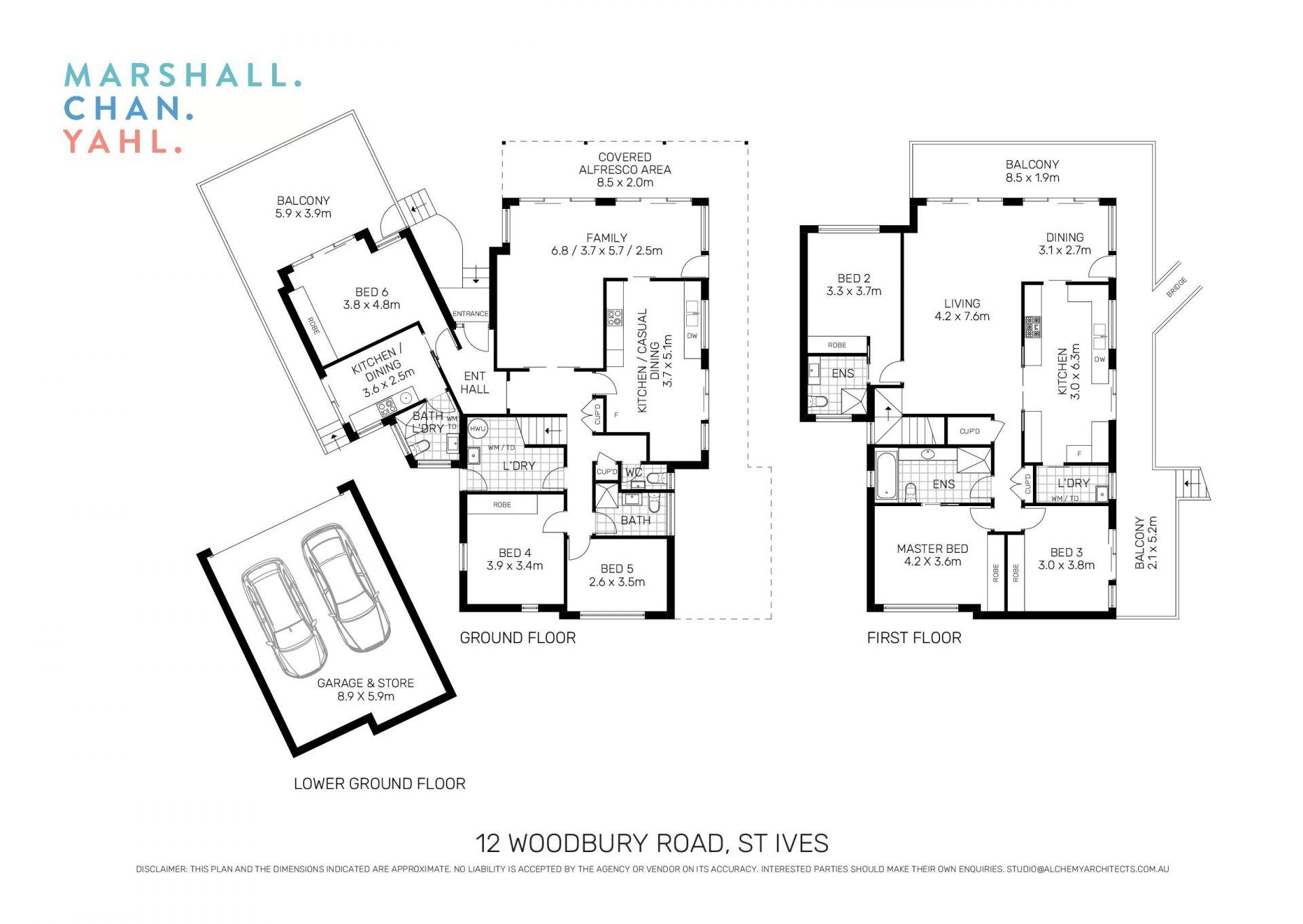 12 Woodbury Road St Ives 2075