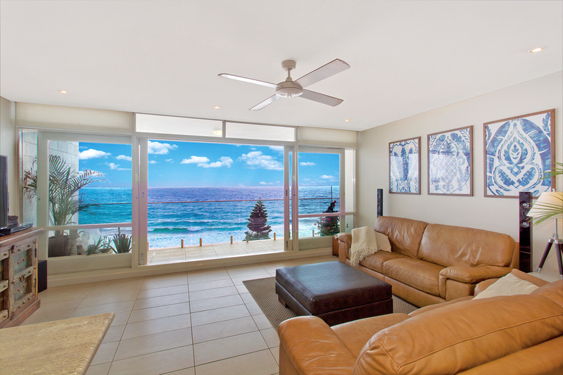 Absolute Beachfront Living With Dazzling Views