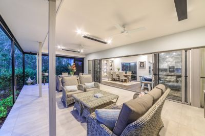 Modern Family Living - North-to-Back Home with Golf-Course Views