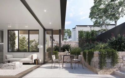 Exclusive Four Bedroom Townhouses with Leading Architectural Design