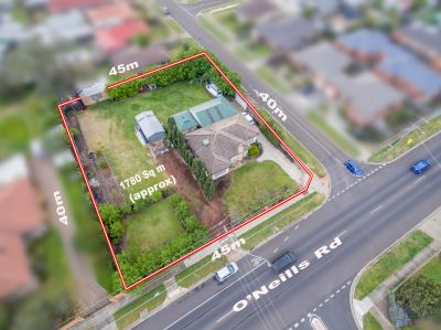 Two Titles One Block 1780m2 Approx