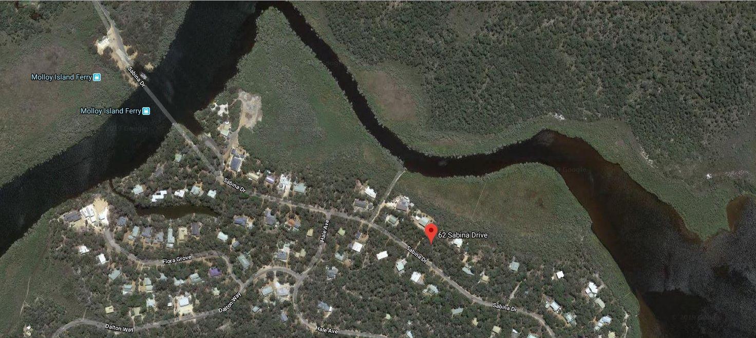 62 Sabina Drive, Molloy Island