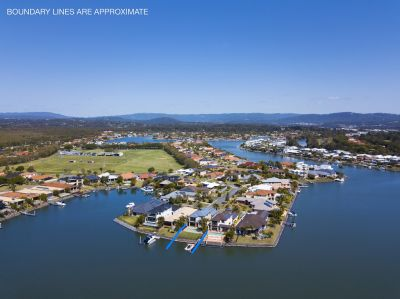 Wide Water, Large Pontoon, Immaculate Home