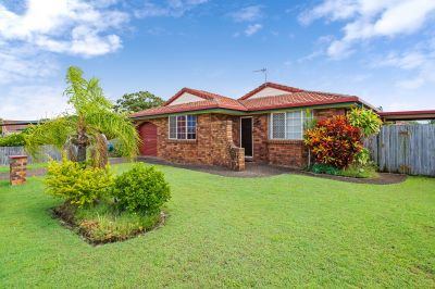 Large 634m2 Block - Solid Brick and Tile Home