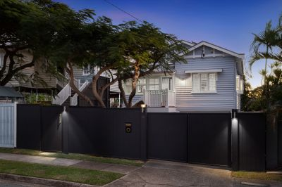 Stunning Original Queenslander on Chirn Park's Best Street with a Pool!